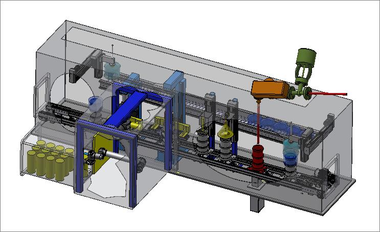 锂成型加工生产线