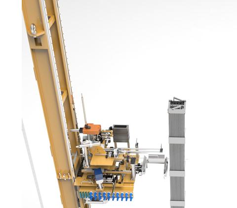 燃料组件综合检测装置